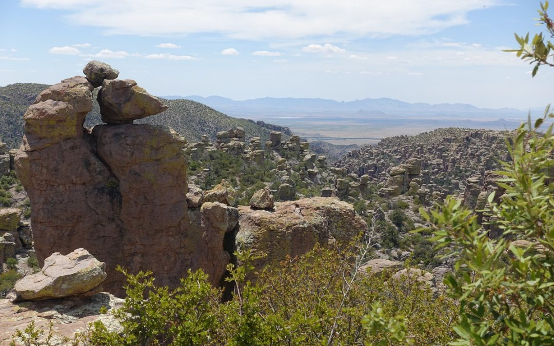 Discovering Sky Islands and Underground Caverns in Cochise County, Arizona