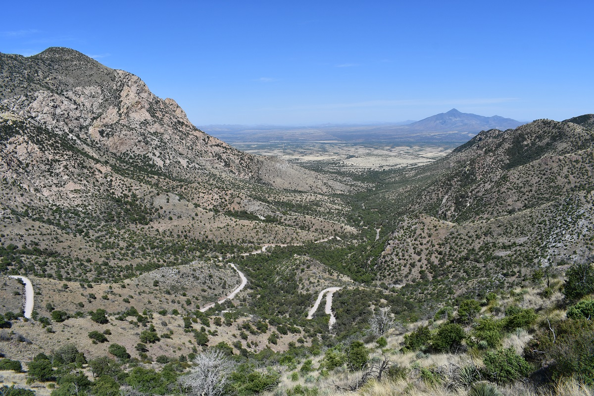 Overlook, Coronado National Memorial, Arizona