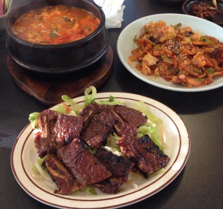 S.V. Home Korean Restaurant