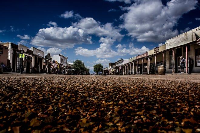 Allen Street in Tombstone