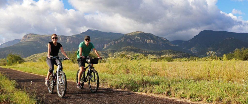 Sky Island Tour 2016 cycling