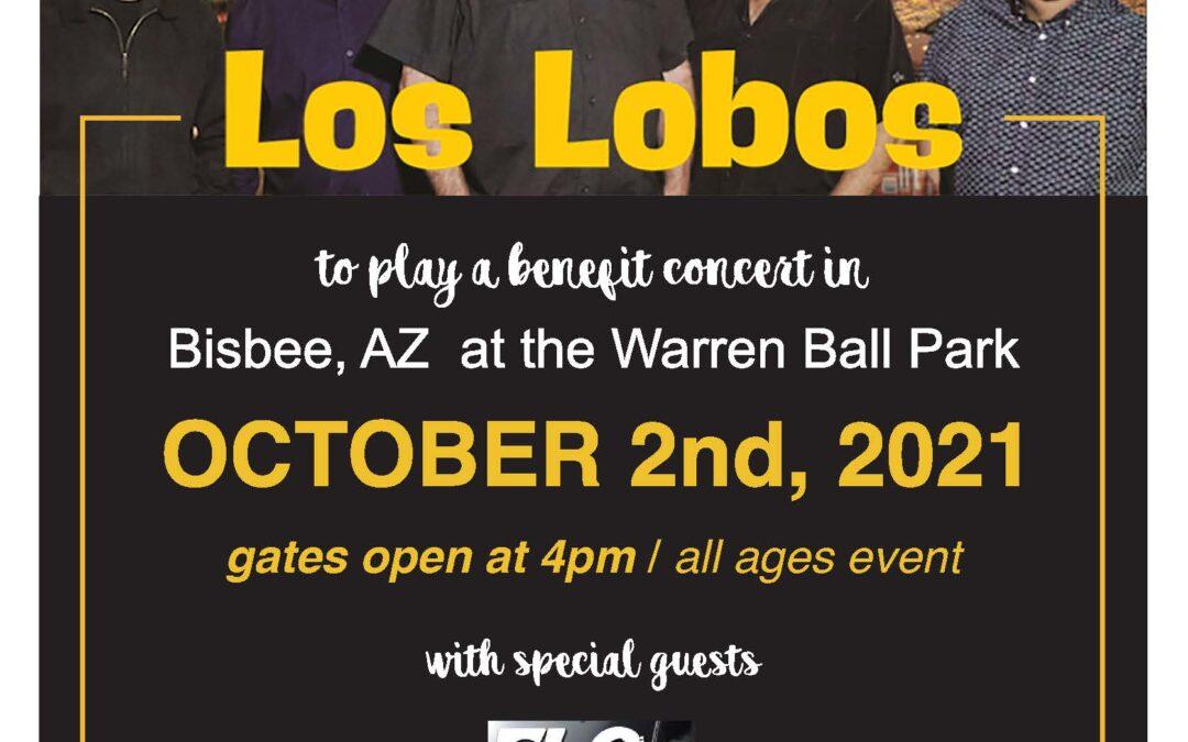 Los Lobos Live in Bisbee