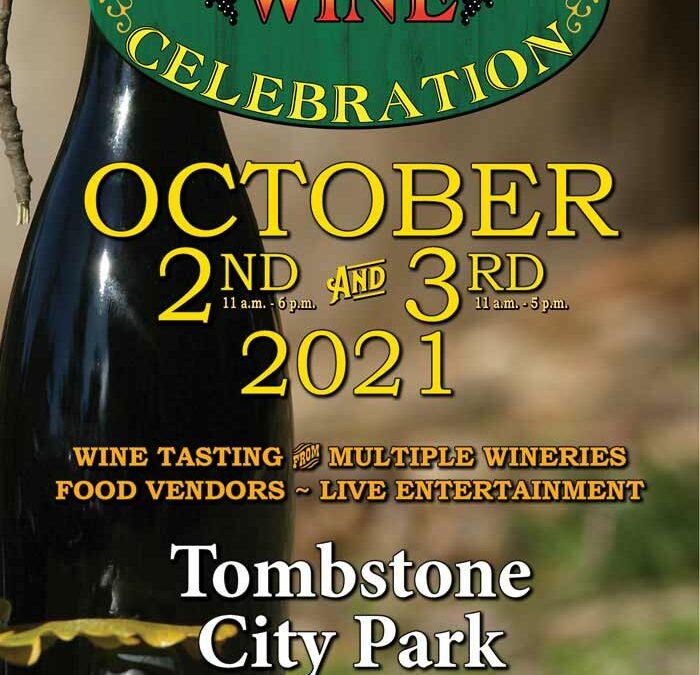 Tombstone Wine Celebration