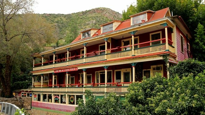 Bisbee is spooky, quirky and captivating
